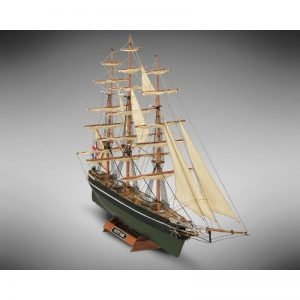 2103-12691-Cutty-Sark-Model-Boat-Kit-Mini-Mamoli-MM08