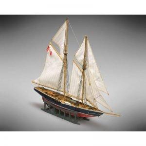 2106-12694-Bluenose-Ship-Model-Kit-Mini-Mamoli-MM11
