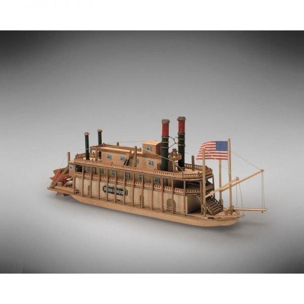 2108-12696-Mississippi-River-Boat-Kit-Mini-Mamoli-MM13