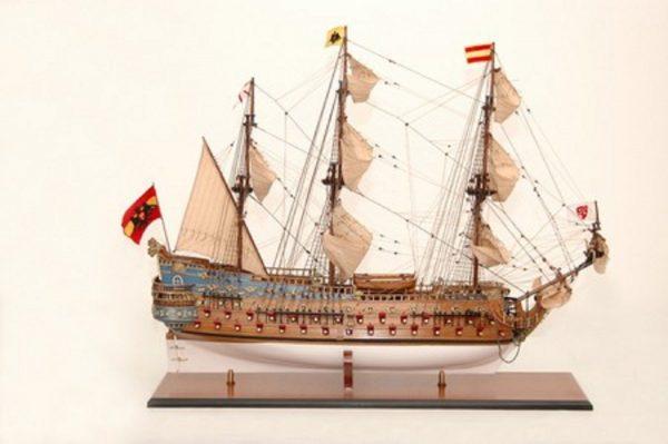 211-7610-San-Felipe-model-ship-Premier-Range