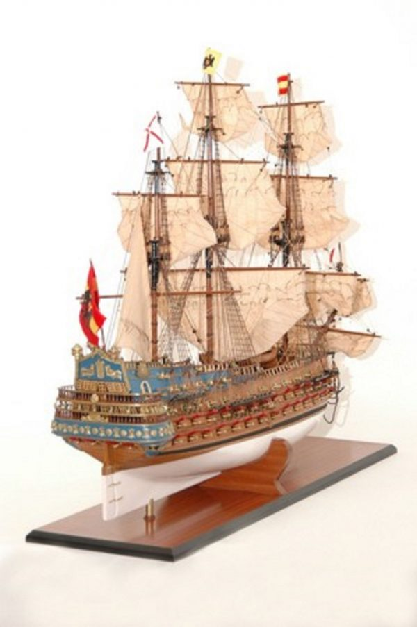 211-7612-San-Felipe-model-ship-Premier-Range