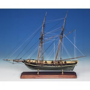 2116-12704-Dapper-Tom-Baltimore-Clipper-Ship-Model-Kit-Model-Shipways-MS2003