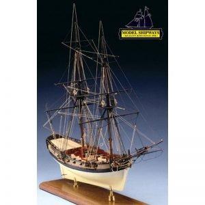2118-12706-Fair-America-War-Brig-1789-Model-Boat-Kit-Model-Shipways-MS2015