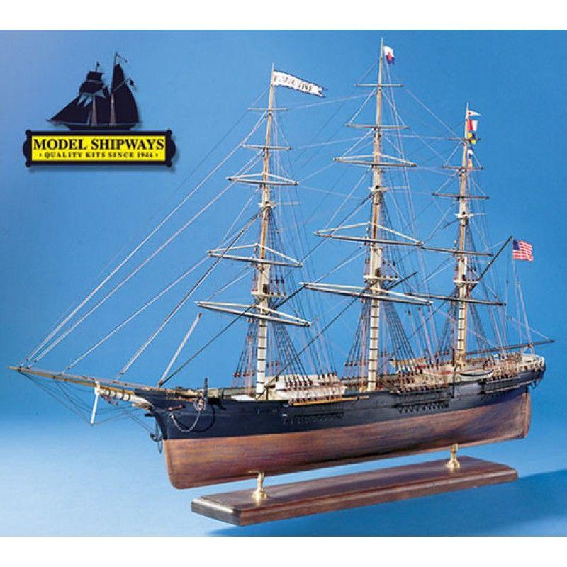 Flying Fish Ship Model Kit - Model Shipways (MS2018)