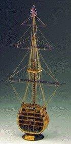 HMS Victory Cross Section Kit - Corel (SM24)