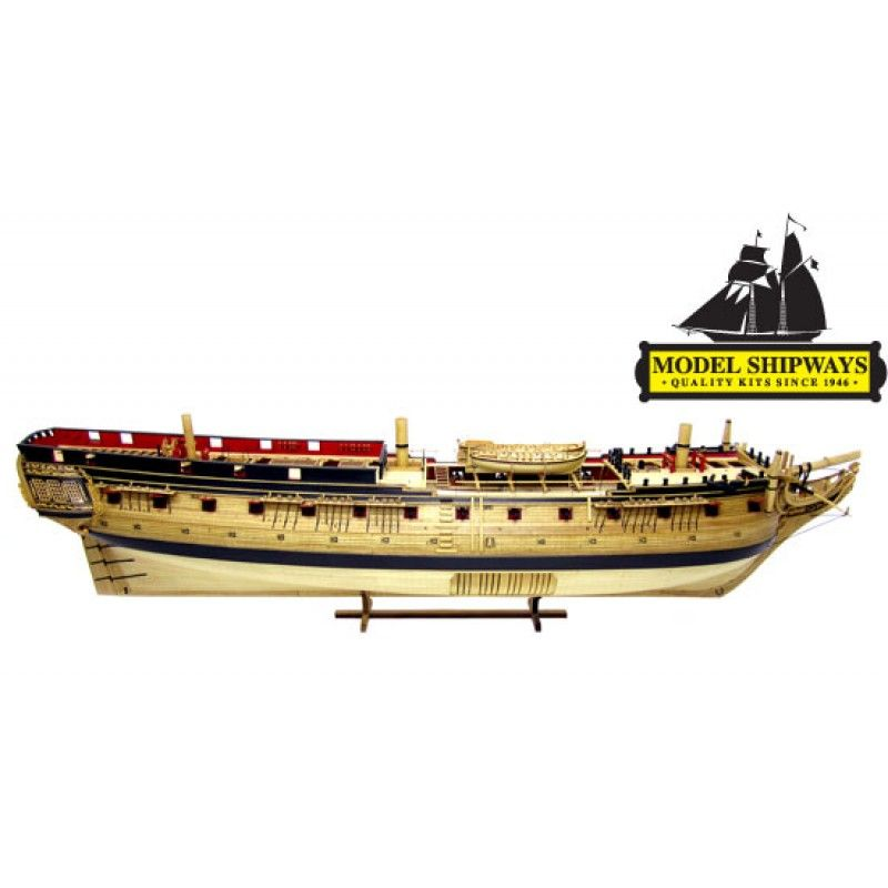 US Frigate Confederacy (1778) Ship Kit - Model Shipways (MS2262)