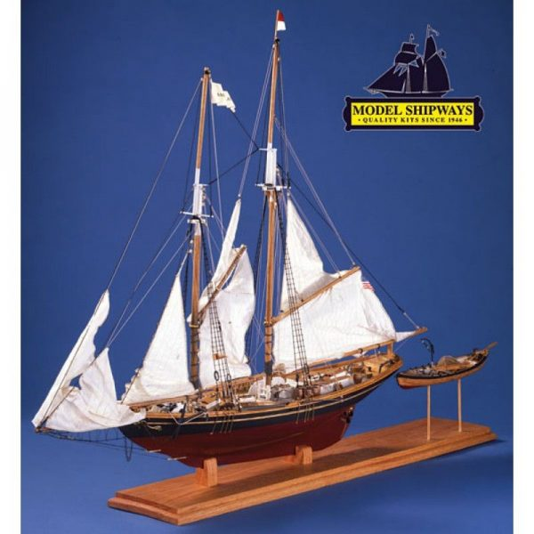 Benjamin. W. Latham Boat Kit - Model Shipways (MS2109)
