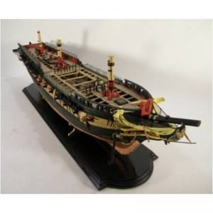 2139-12724-USS-Essex-Frigate-1799-Model-Shipways-MS2041