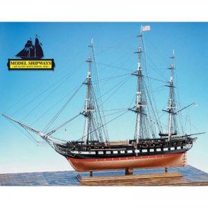 2140-12723-USS-Constitution-1797-Model-Ship-Kit-Model-Shipways-MS2040
