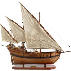 217-7194-Caravel-model-ship-Premier-Range