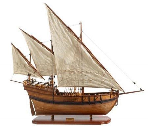 217-7194-Caravel-model-ship-Premier-Range