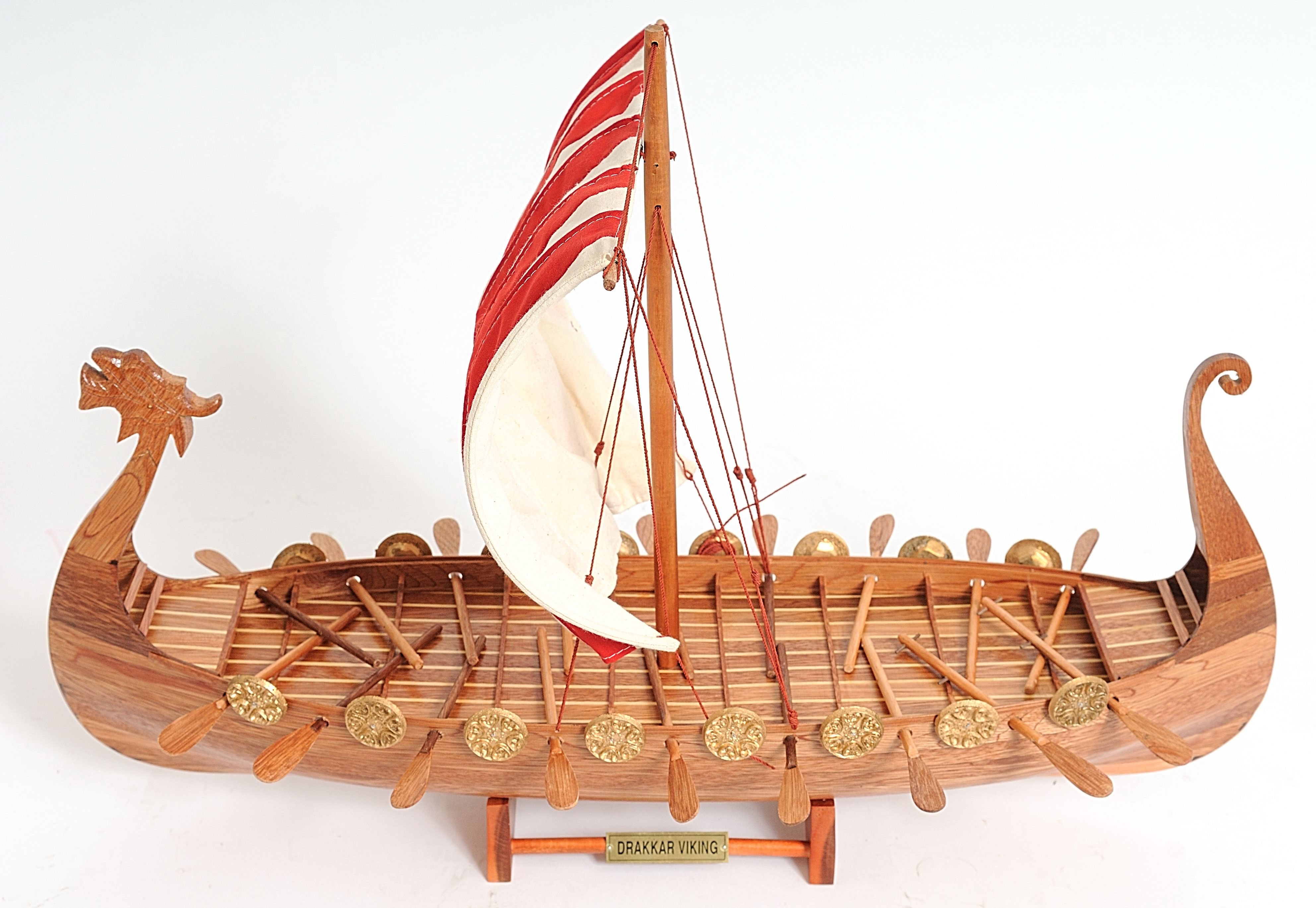 2237-13174-Drakkar-Viking-Wooden-Model-Ship