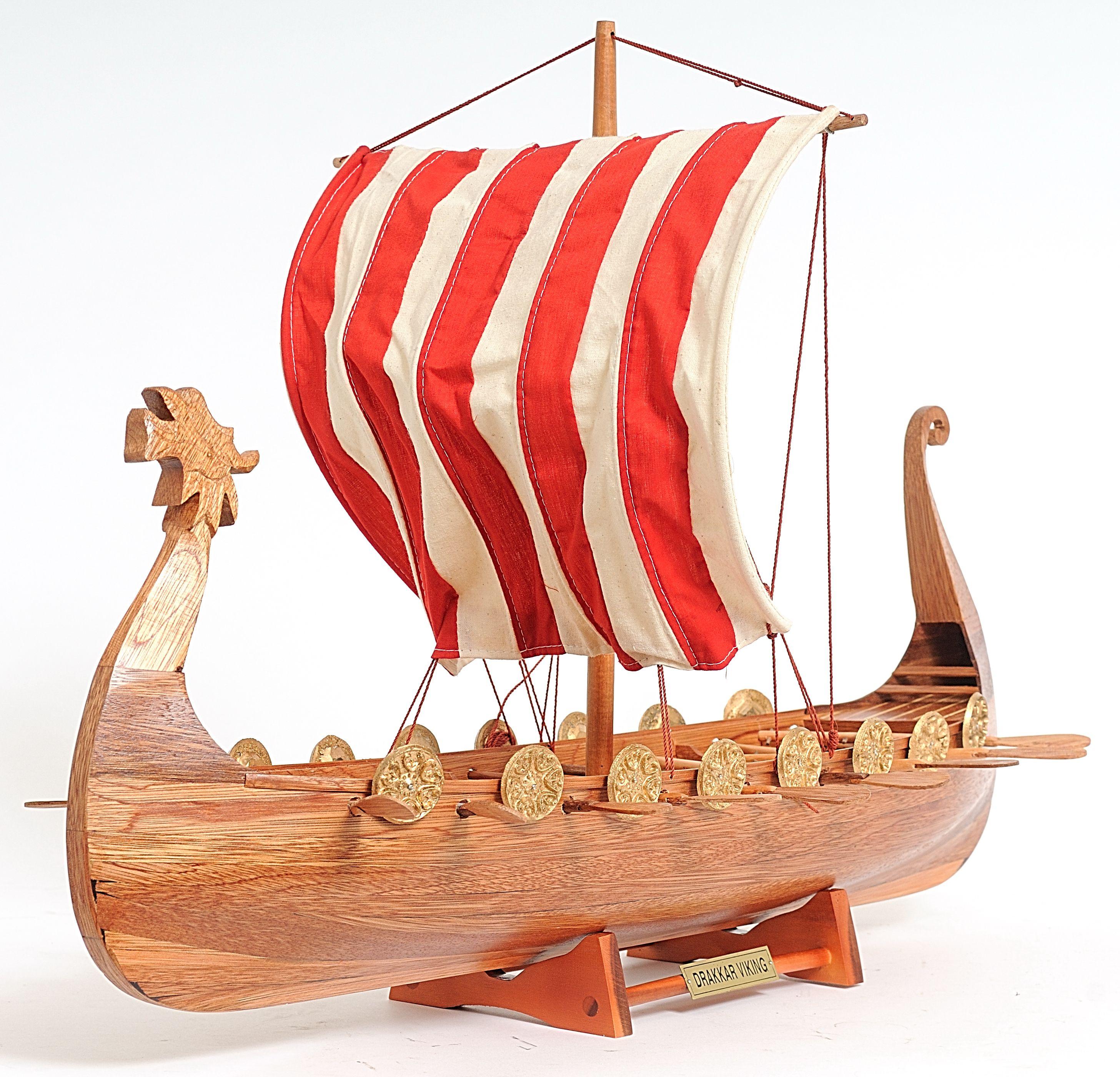 2237-13175-Drakkar-Viking-Wooden-Model-Ship