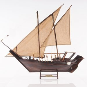 2250-13127-Dhow-Model-Ship