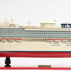 2262-13135-Diamond-Princess-Model-Boat