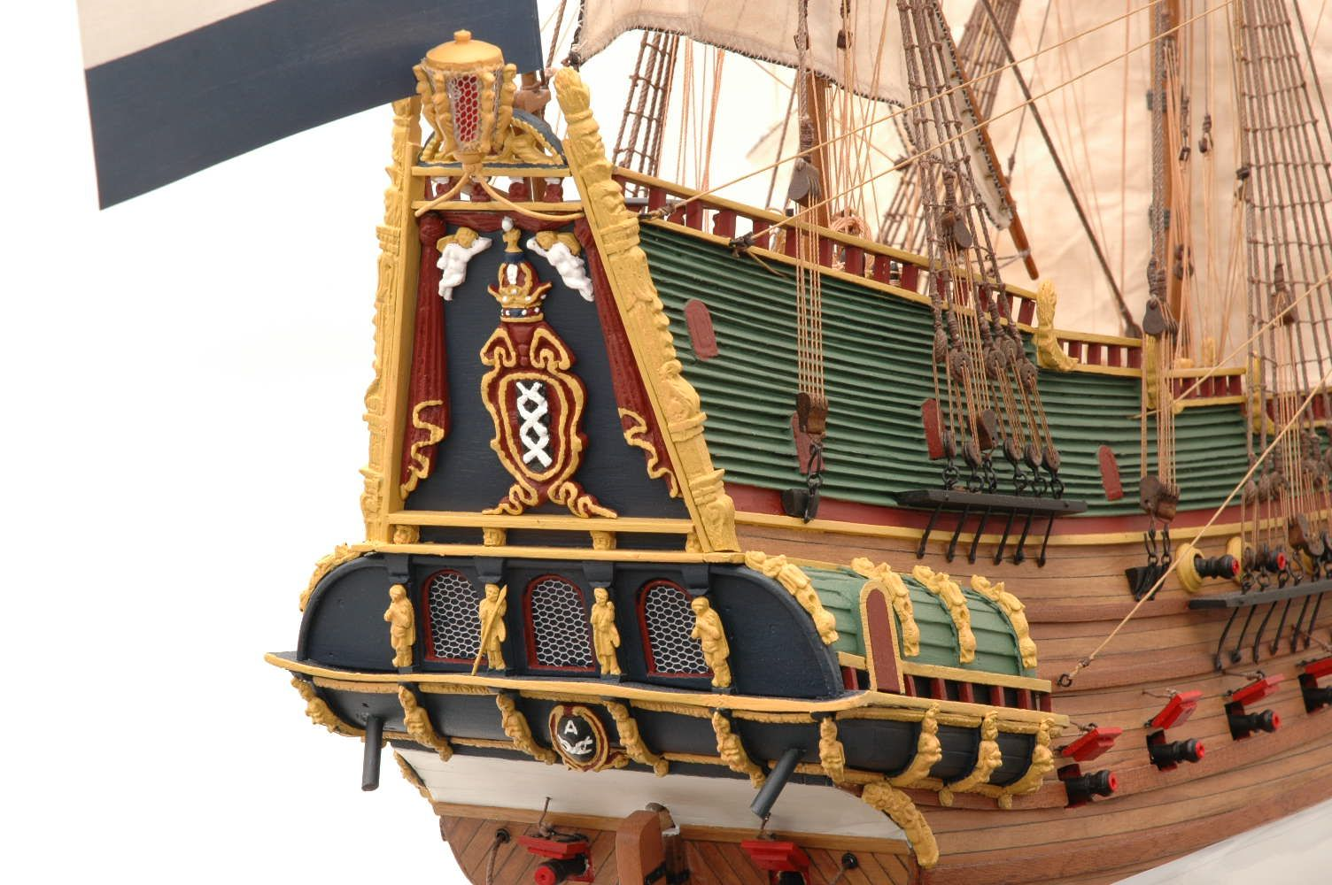 228-6952-Batavia-model-ship-Premier-Range