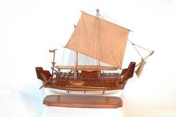 229-6978-Borobudur-model-ship-Premier-Range
