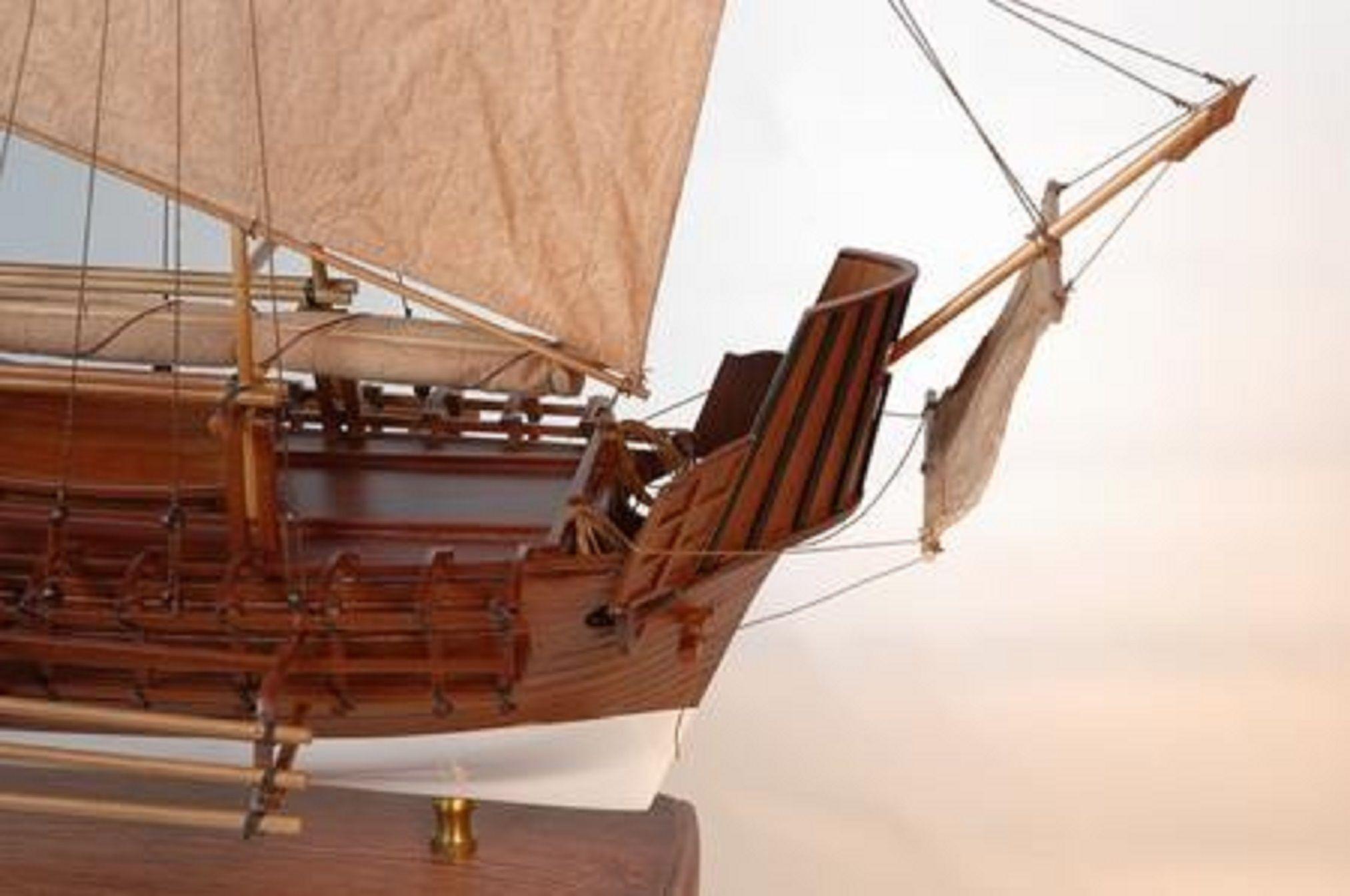 229-6981-Borobudur-model-ship-Premier-Range