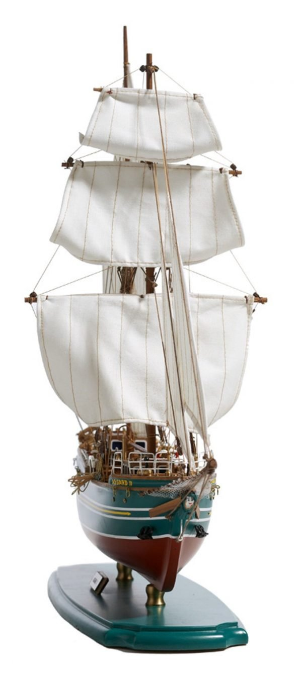 Asgard II model ship