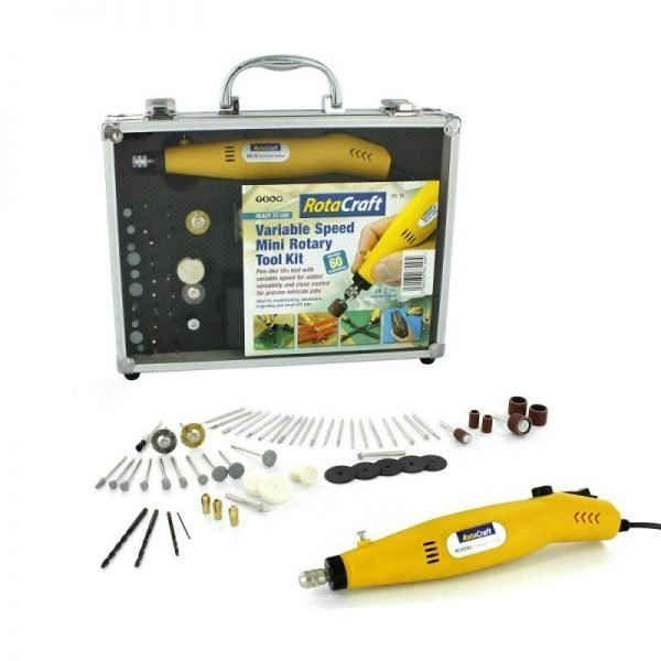Variable Speed Rotary Tool Kit (RC18)