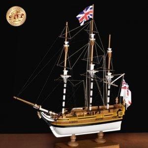2506-14254-HMS-Bounty-Model-Boat-Kit-Amati-60004