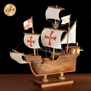 Santa Maria Model Boat Kit Scale 1 to 65 - Amati (600/03)
