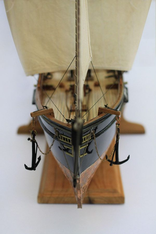 Alabama Ship Model (Superior Range) - HM