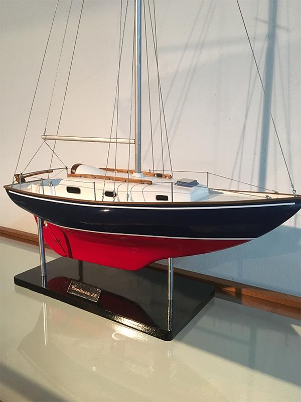 Contessa 26 Ship Model (Superior Range) - HM