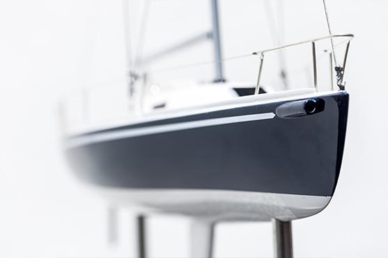 2543-14452-Le-Meltem-J80-Model-Yacht-Superior-Range