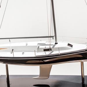 Le Meltem J80 Model Yacht (Superior Range) - HM