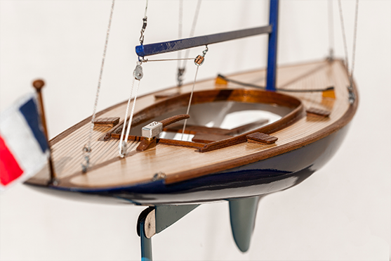 2545-14465-Joli-Morgann-Ship-Model-Sailing-Yacht-Superior-Range