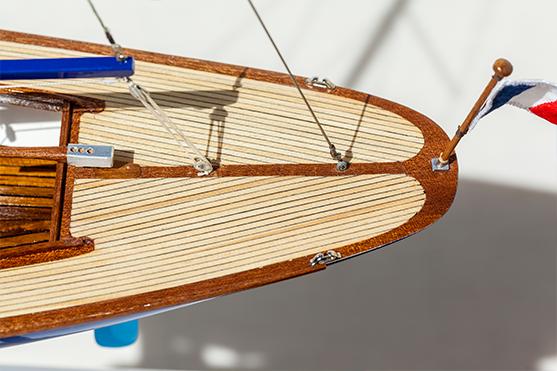 Joli Morgann Ship Model Sailing Yacht (Superior Range) - HM