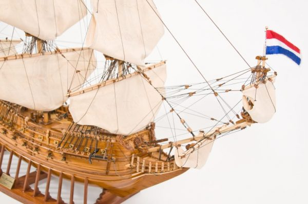 2548-14484-Le-Mauritius-Wooden-Model-Ship-Superior-Range