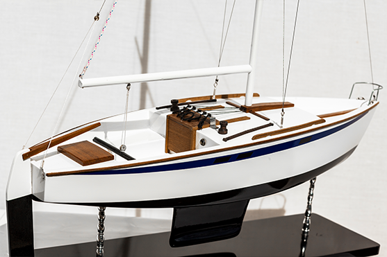 Muscadet Harle Ship Model (Superior Range) - HM