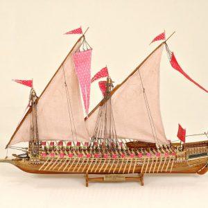 2558-14543-Reale-de-France-Historical-Ship-Model-Superior-Range