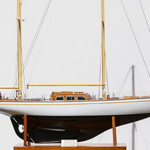 2562-14563-White-Dolphin-YCF-Bastia-Model-Yacht-Superior-Range
