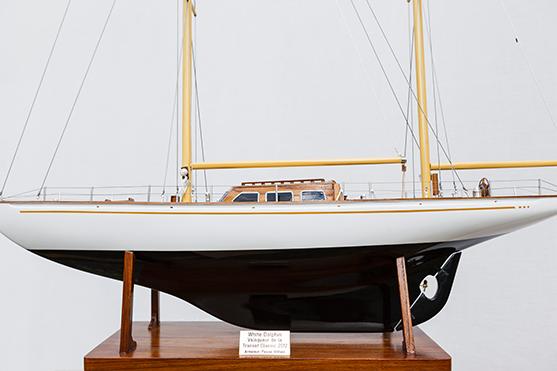 2562-14567-White-Dolphin-YCF-Bastia-Model-Yacht-Superior-Range
