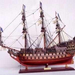 Soleil Royal Model Ship (Standard Range) - GN (TS0011W)