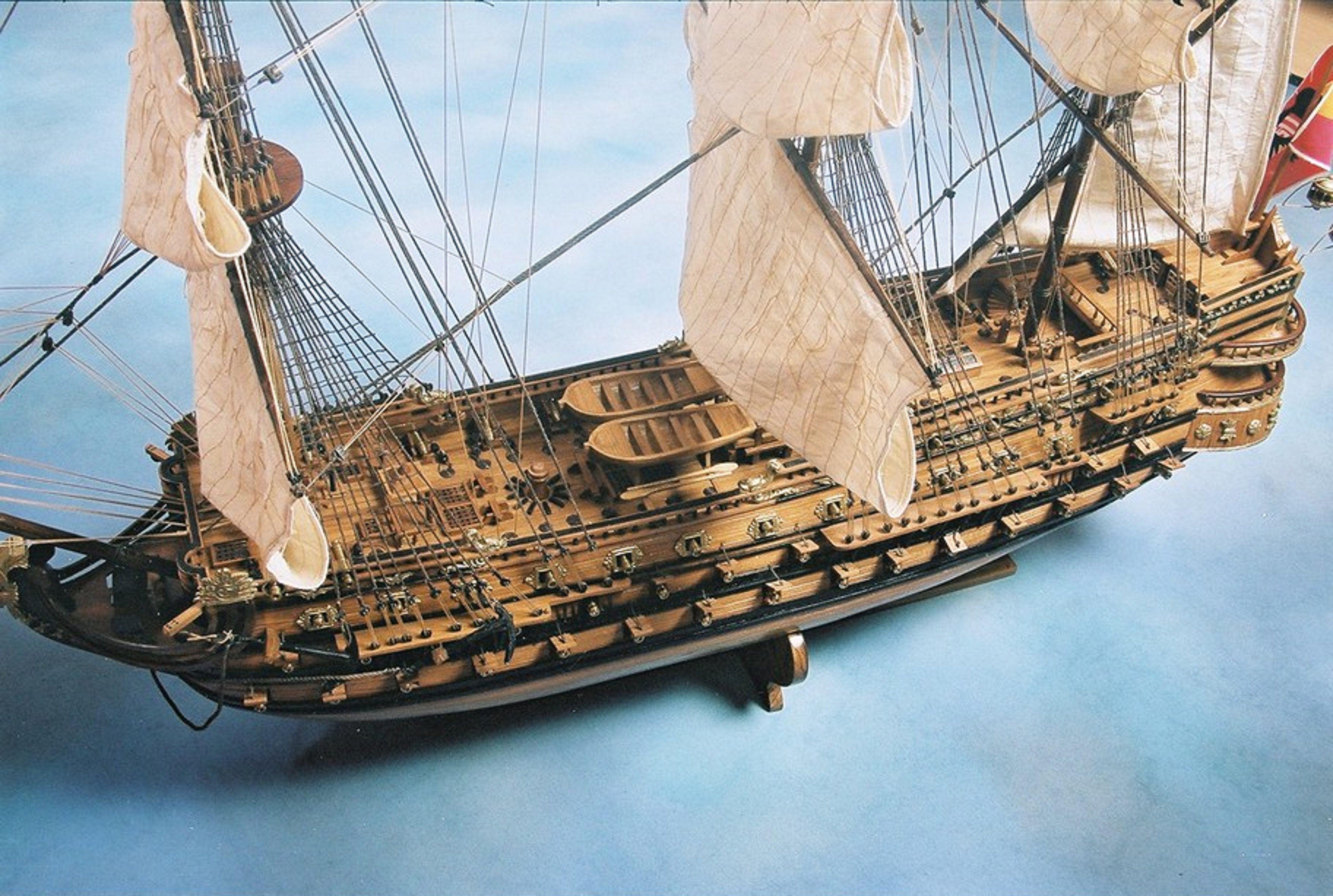 San Felipe Model Ship (Superior Range) - PSM