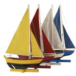 Sunset Sailors Model Yacht Standard Range - Authentic Models (AS170)