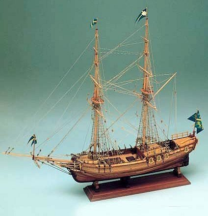 3171-Amphion-Model-Ship-Kit-Corel-SM20