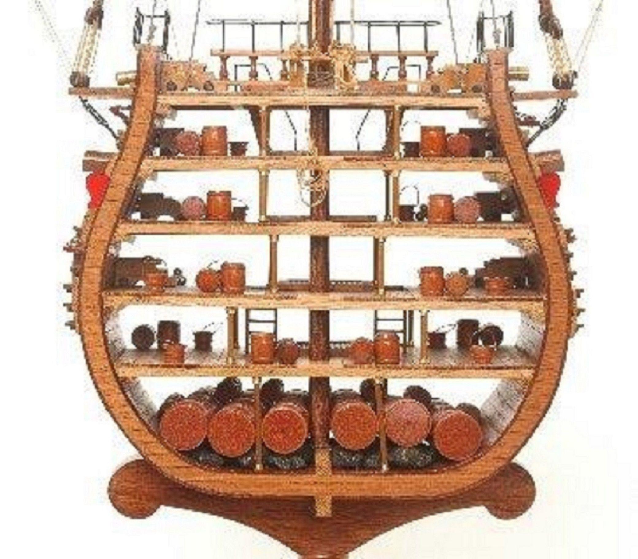 330-7450-HMS-Victory-Cross-Section-Model-Ship-Premier-Range