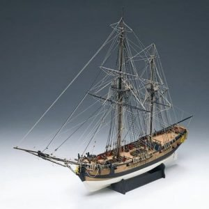 Granado Model Ship Kit (Victory Models 1300/02)