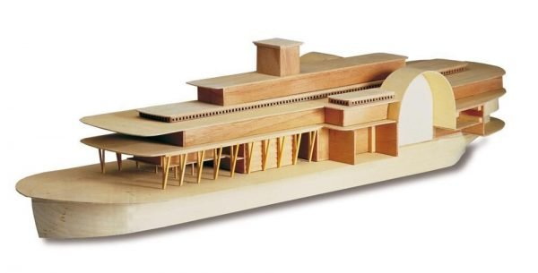 366-13373-Robert-E-Lee-Model-Boat-Kit-Amati-1439