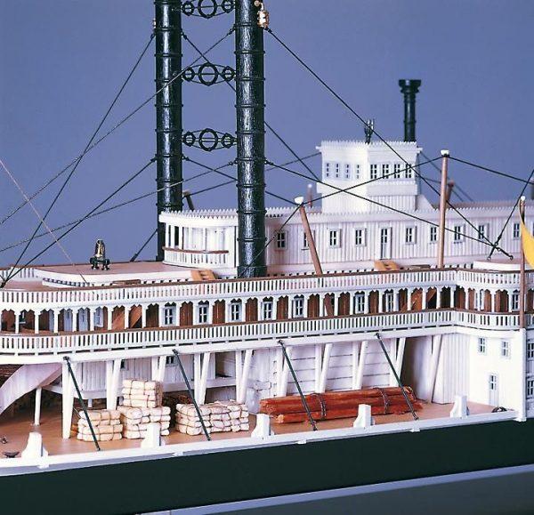 366-13375-Robert-E-Lee-Model-Boat-Kit-Amati-1439