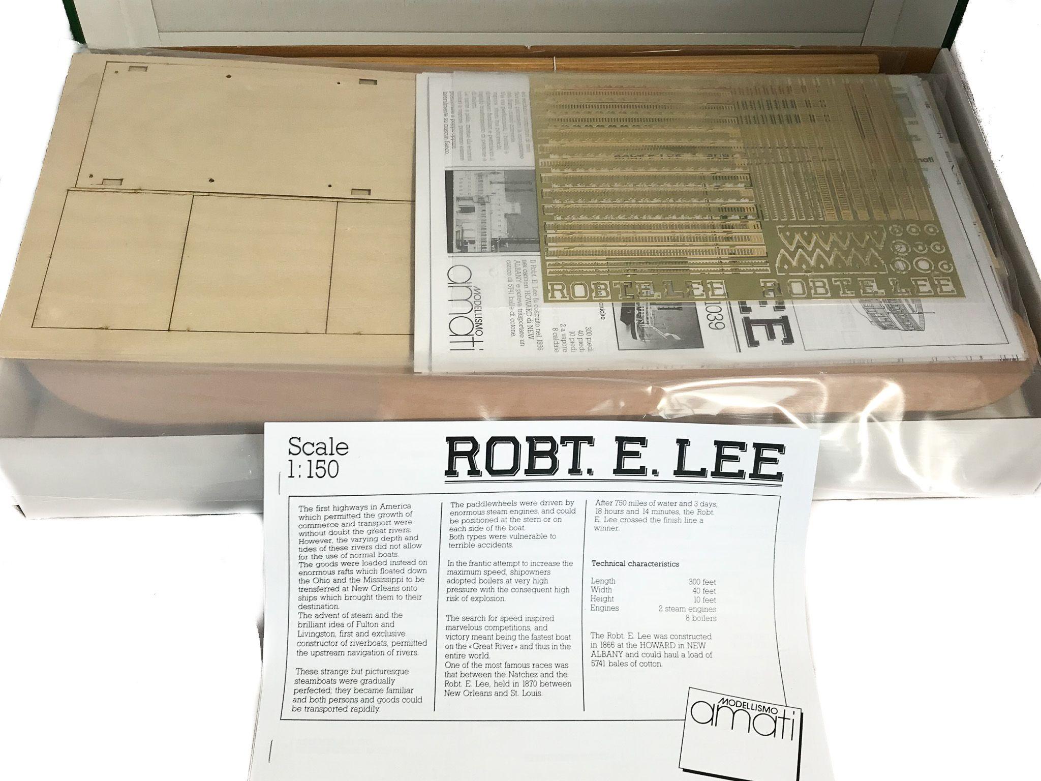 366-13379-Robert-E-Lee-Model-Boat-Kit-Amati-1439
