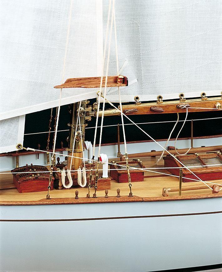 370-14103-Dorade-Model-Boat-kit-Amati-1605