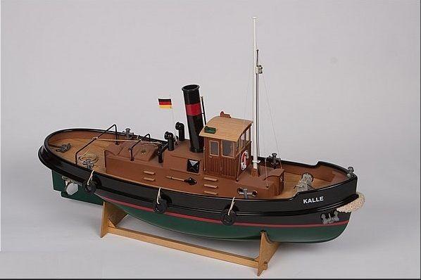 Kalle Tug Model Boat Kit Aeronaut (AN3032/00)