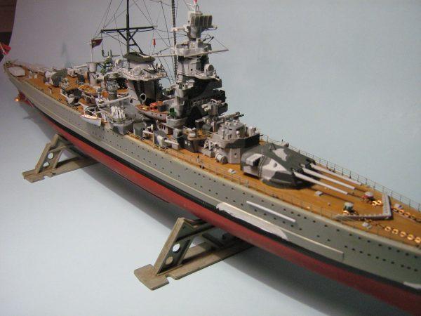 377-7897-Graf-Spee-Model-Boat-Kit-Detailed-Fitting-Set
