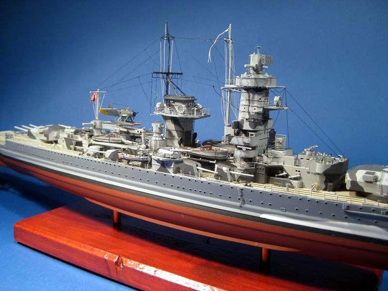 377-7900-Graf-Spee-Model-Boat-Kit-Detailed-Fitting-Set